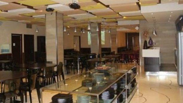 Picanhas - Sifen Wok grande sala con tavolo per il buffet