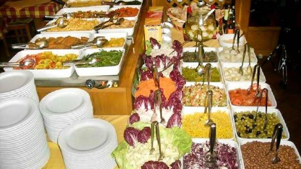 Churrascaria Vaca Mansa buffet