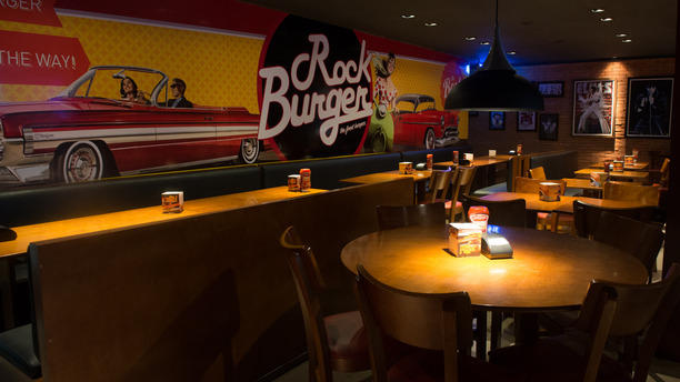 Rock Burger - Praia do Canto rw Cantina