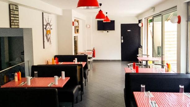 New York Diner's Vue salle