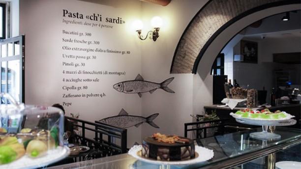 Antica Focacceria S. Francesco - Porta Venezia Vista sala
