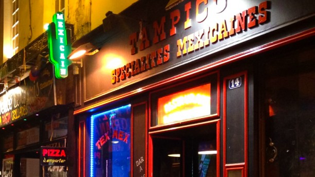 Restaurant Tampico Paris