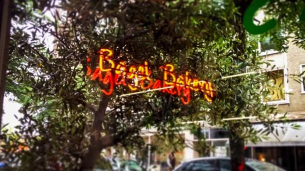 Bagel Bakery Ingang