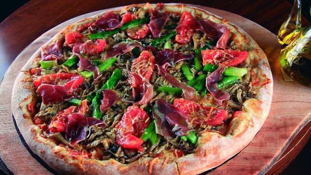 1900 Pizzeria - Morumbi pizza