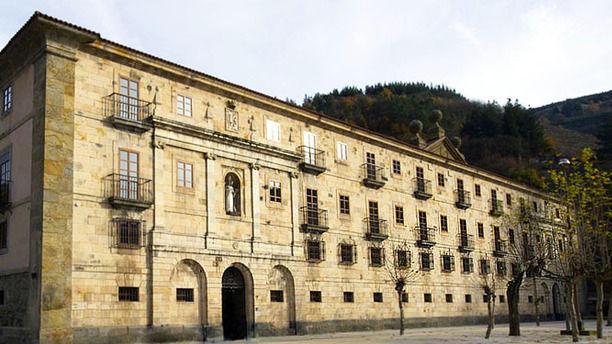Restaurante Parador de Corias Entrada