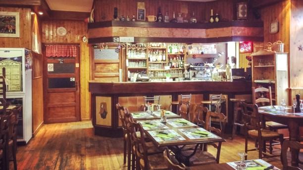 La Galine Salle du restaurant