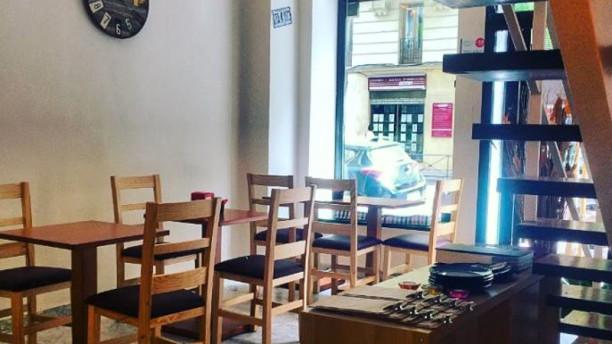 Pepe Nero Sala del restaurante