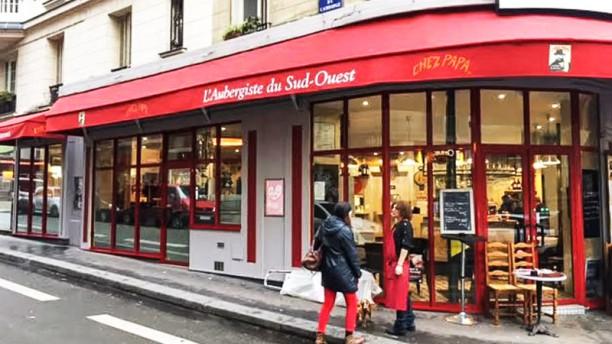 chez papa 20 in paris restaurant reviews menu and prices thefork. Black Bedroom Furniture Sets. Home Design Ideas