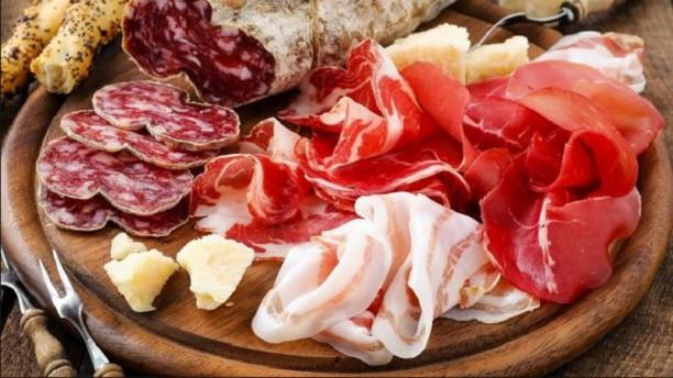 Fortunato Wine&Food tagliere