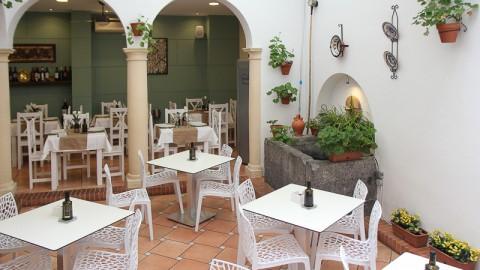 Patio Romano, Córdoba