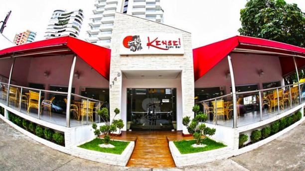 Kensei Sushi Bar Fachada