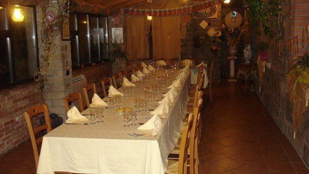Agriturismo Castello Sala rustica interna