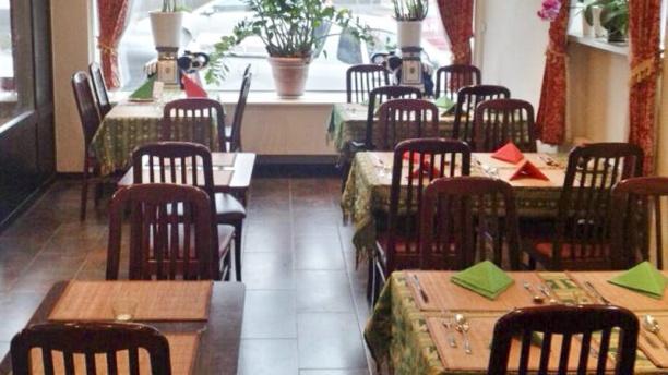 Thai Amari Dining room