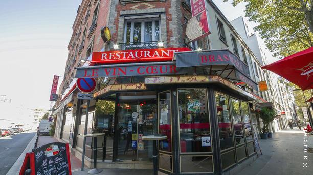 Le Vin-Coeur Bienvenue au restaurant Le Vin Coeur, Boulogne Billancourt