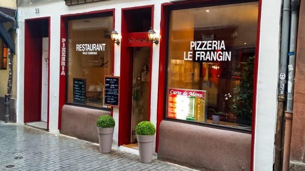 Le Frangin facade