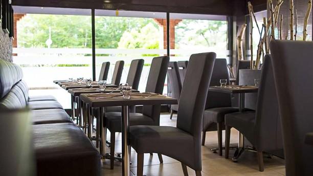 Sakyna Intérieur du restaurant SAKYNA