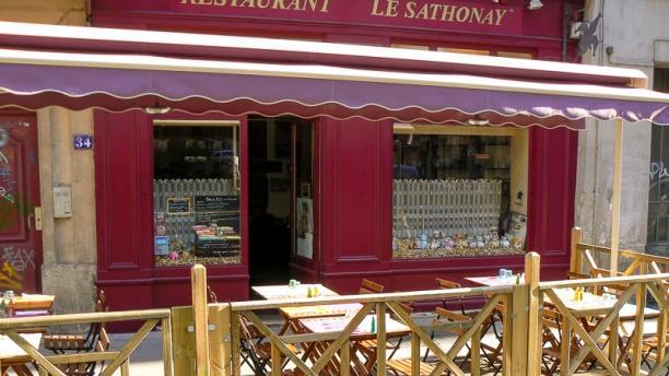 Restaurant le sathonay lyon