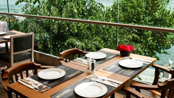 Limonlu Bahçe - Seyir Terrace The terrace