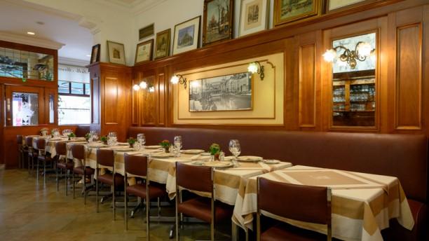 La Belle Maraîchère Salle du restaurant