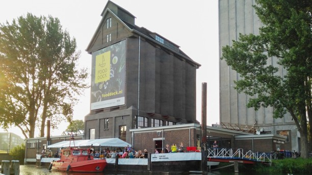 Fooddock Fooddock - Zwarte Silo