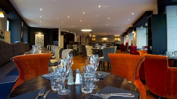 Brasserie Ô Palais Salle du restaurant