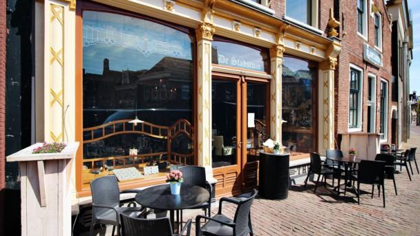 Brasserie de Stadstuin Restaurant