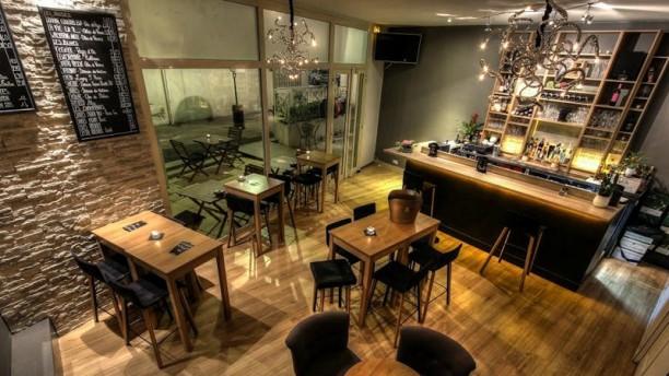 La Suite Wine Bar Vue de la salle