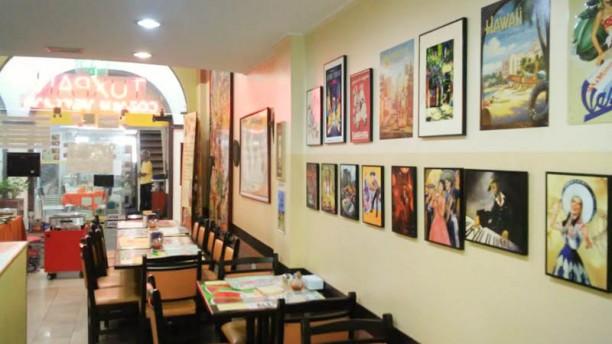 Tuxpan Cozinha Mexicana sala do restaurante