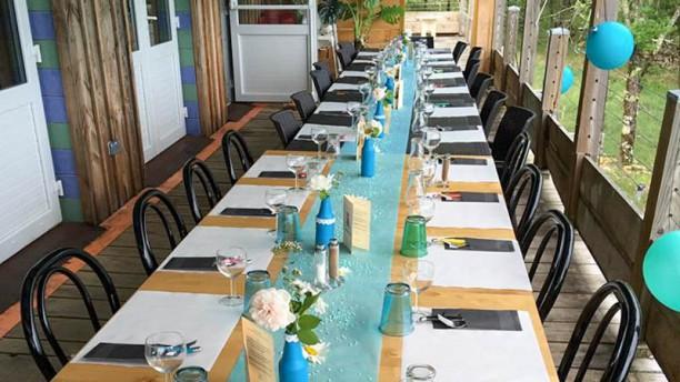 La Terrasse De Moncalou In Florimont Gaumier Restaurant