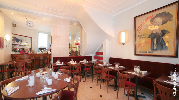 Restaurant le bistro t paris 75014 port royal al sia for Restaurant le miroir rue des martyrs