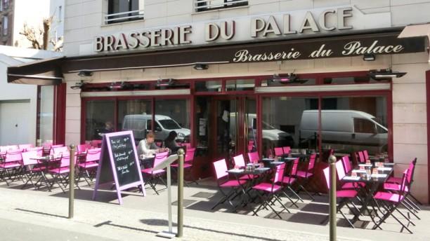 Brasserie du palace Salle verrière