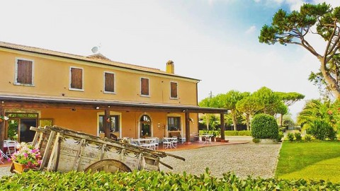 Ristorante Casa Livia, Grosseto