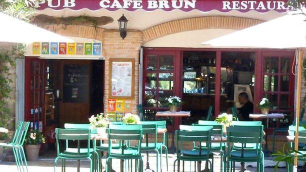Café Brun brun