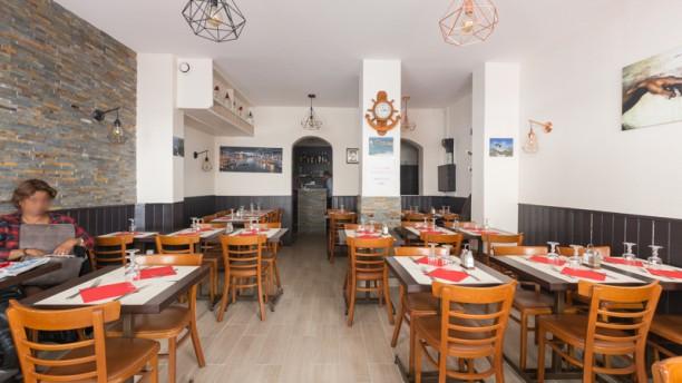 Chez Aldo Salle du restaurant
