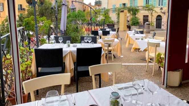 Tony - Restaurant - Menton