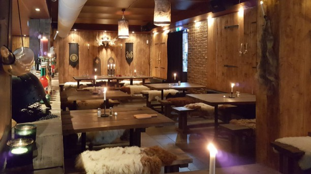 Valhalla Grill och Steakhouse Rum