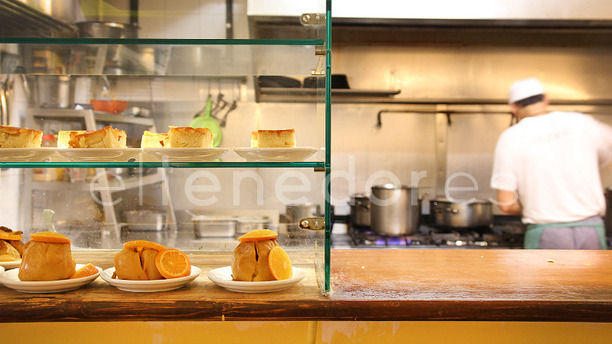 Organic Cocina y cocinero