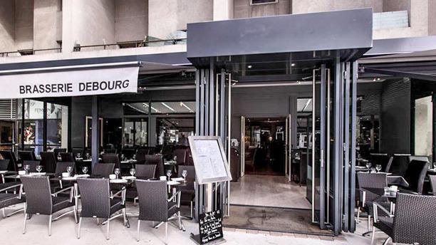Brasserie Debourg entrée