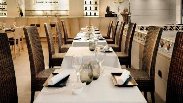 Hikari Sushi Bar - Hotel Hesperia Madrid Vista Sala