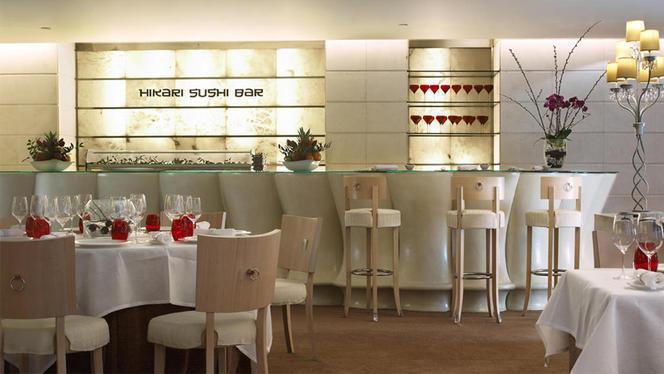 Barra - Hikari Sushi Bar - Hotel Hesperia Madrid, Madrid