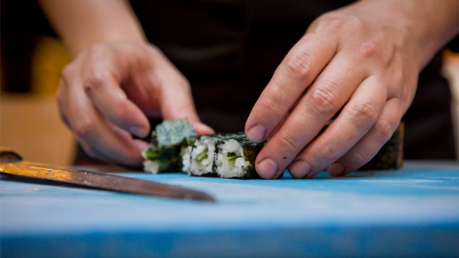 Chef - Hikari Sushi Bar - Hotel Hesperia Madrid, Madrid