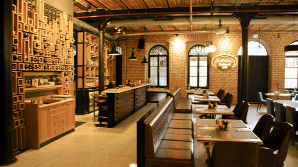 Hayal Kahvesi Sirkeci restaurant