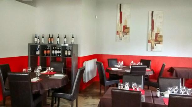 La Galanga Salle du restaurant