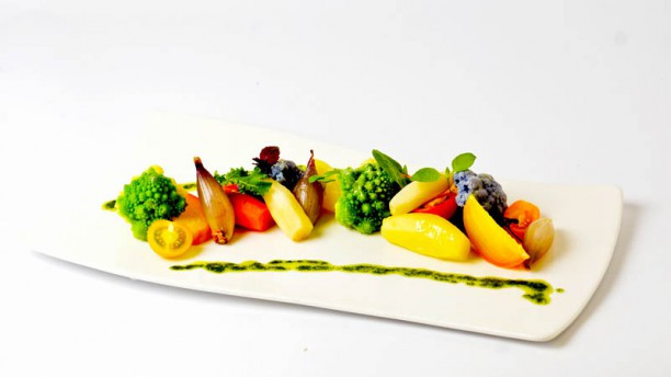 Brasserie Bogatti's Vegetarisch hoofdgerecht