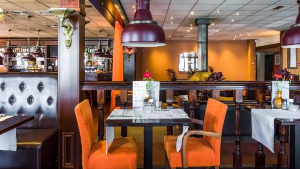 Hotel Restaurant Talens Het restaurant