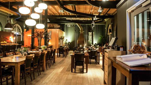 Kade 60 Het restaurant
