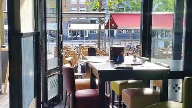 Hamburgerbar de Ereburger Restaurant
