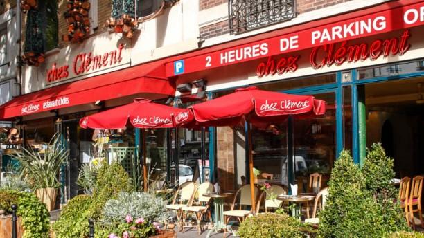 Chez Clément Boulogne la terrasse