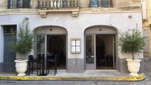 La Gallery Restaurant Restaurant