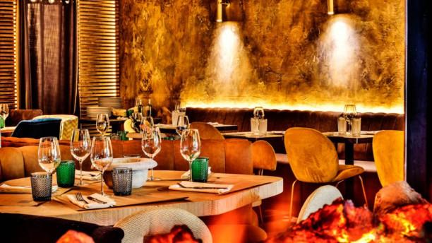 Restaurante behia en madrid cuzco castellana men - Restaurante sergi arola en madrid ...